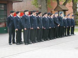 Feuerwehr: Übungsabend