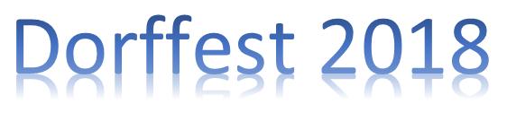 Passader Dorffest 2018